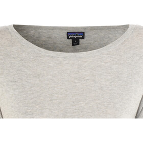 Patagonia Low Tide - T-shirt manches longues Femme - gris